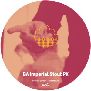 CLOUDWATER BA Imperial Stout PX