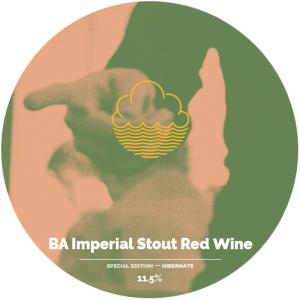 CLOUDWATER BA Imperial Stout Red Wine