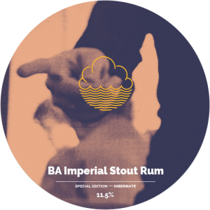 CLOUDWATER BA Imperial Stout Rum