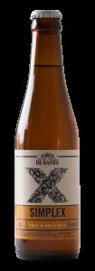 DE RANKE simplex bottle