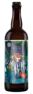 JOLLY PUMPKIN turbo bam bottle