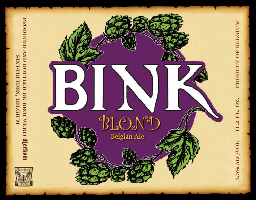Image result for bink blond logo