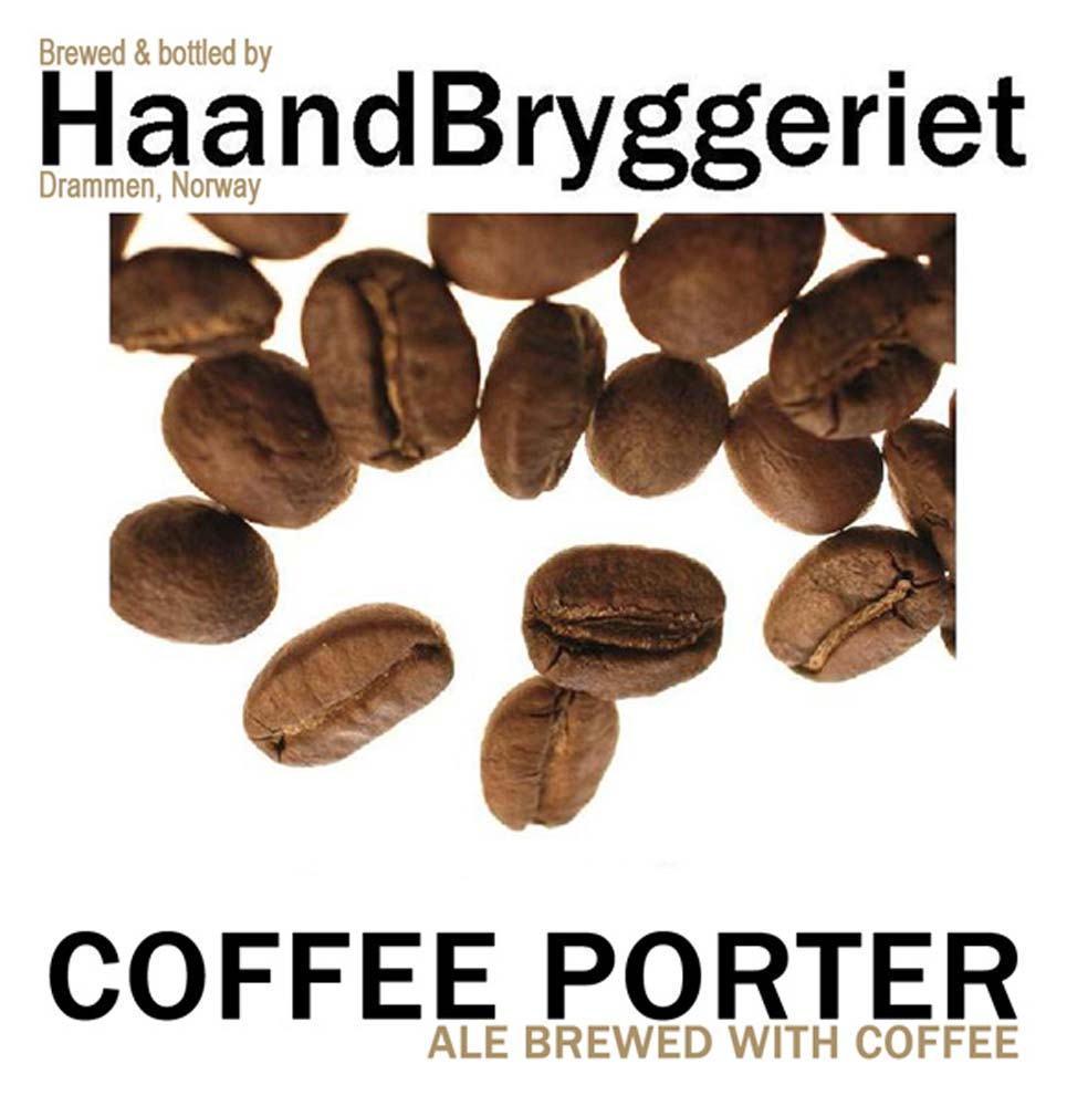 HAAND Coffee Porter web