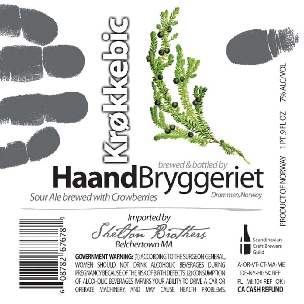 HAAND Krokkebic