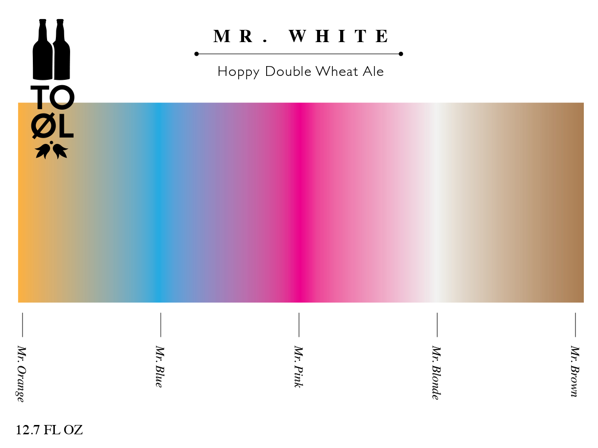 TO OL mr white