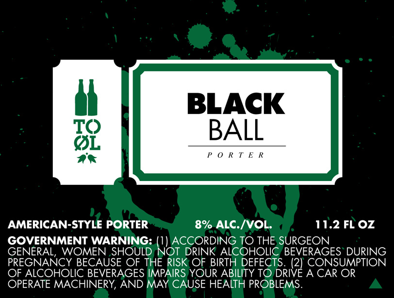 TOOL Black Ball