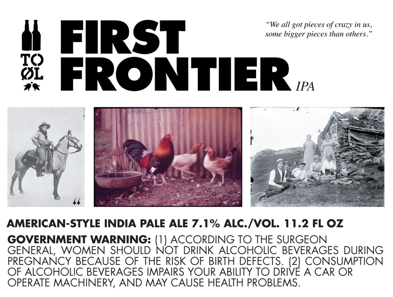 TOOL First Frontier