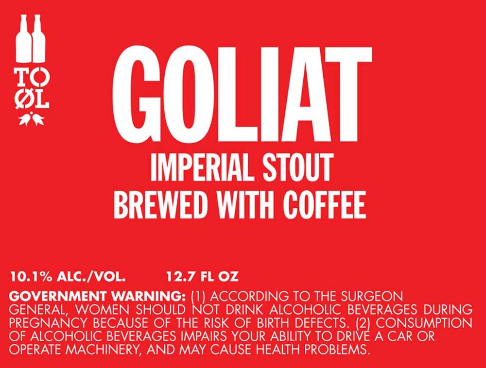 TOOL Goliat
