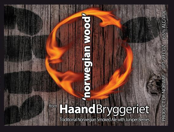 Haandbryggeriet Norwegian Wood   Shelton Brothers