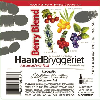 HAAND berry blend