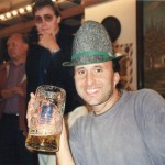Brother Joel at Oktoberfest 1991