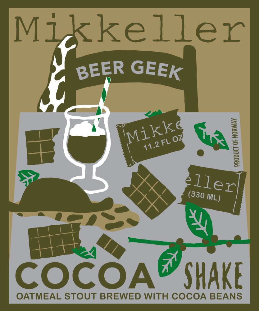 Image result for mikkeller beer geek cocoa shake