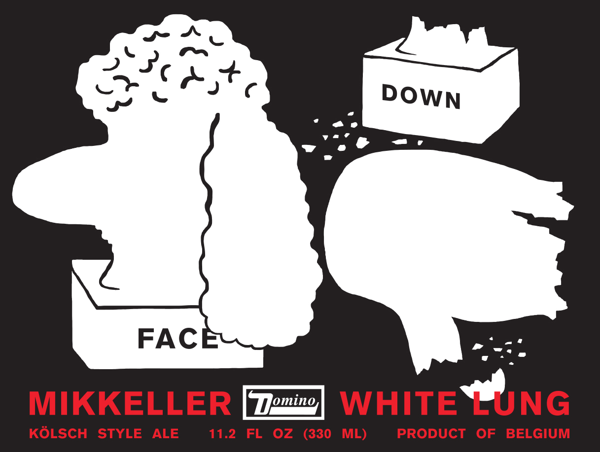 Mikkeller Domino Records White Lung Face Down Shelton Brothers