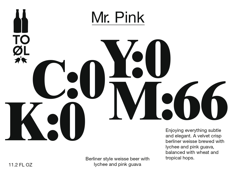 TOOL mr pink
