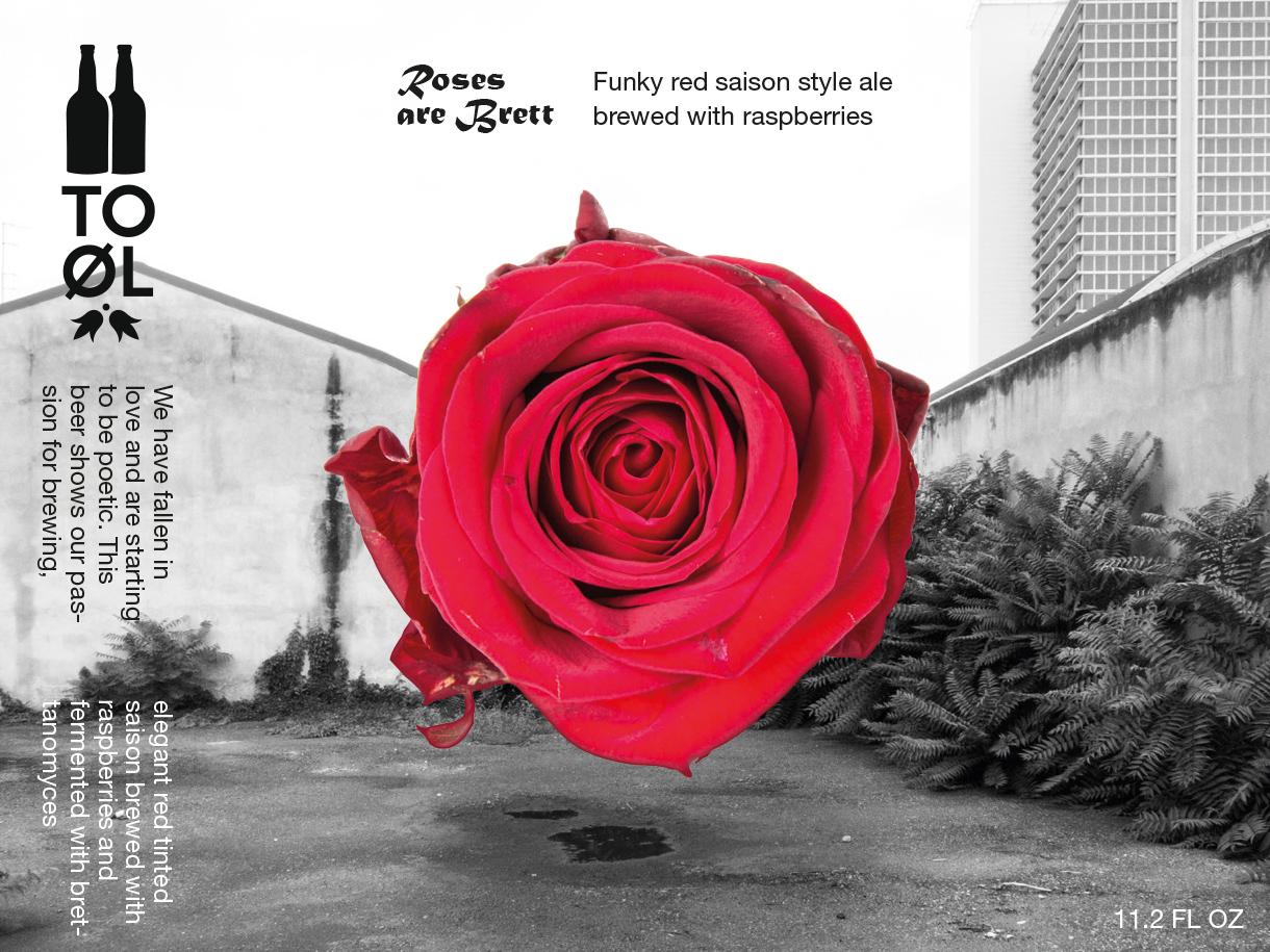TOOL roses are brett